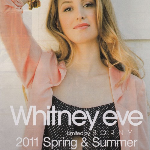 whitney eve 2011 S&S